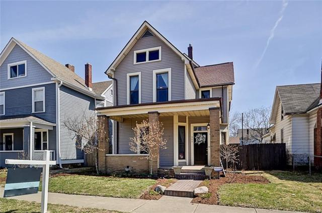 305 N Arsenal Avenue, Indianapolis, IN 46201 (MLS #21629488) :: Mike Price Realty Team - RE/MAX Centerstone