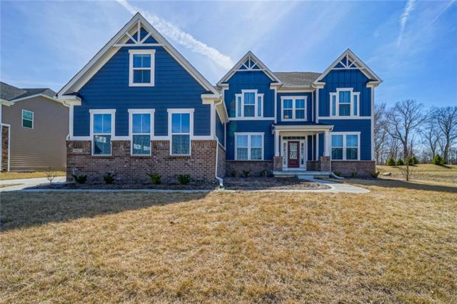 16621 Girvan Way, Fishers, IN 46037 (MLS #21629565) :: Mike Price Realty Team - RE/MAX Centerstone