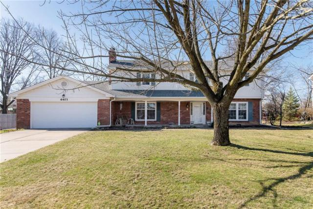 6403 Welham Road, Indianapolis, IN 46220 (MLS #21629584) :: The Evelo Team