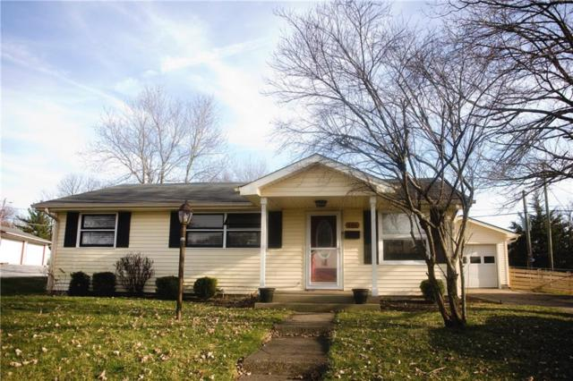 686 Van Avenue, Shelbyville, IN 46176 (MLS #21629652) :: Mike Price Realty Team - RE/MAX Centerstone