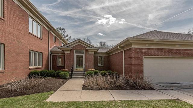 6550 Meridian Parkway 6C, Indianapolis, IN 46260 (MLS #21629660) :: The Star Team | RE/MAX Realty Group