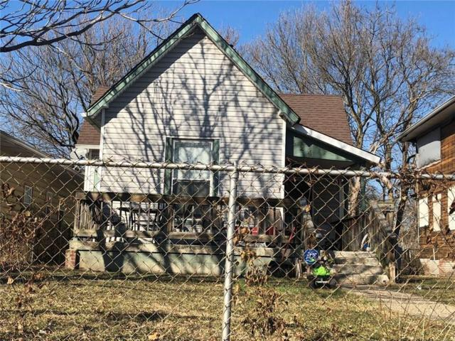 324 W 40TH Street, Indianapolis, IN 46208 (MLS #21629665) :: AR/haus Group Realty