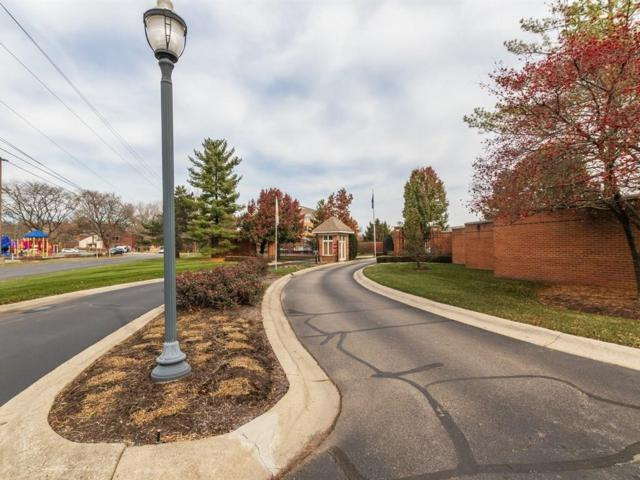 8651 E Jaffa Court Drive #18, Indianapolis, IN 46260 (MLS #21629721) :: The Indy Property Source