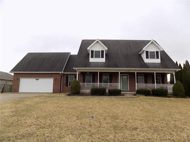 14201 Katriene Drive, Daleville, IN 47334 (MLS #21629726) :: The ORR Home Selling Team
