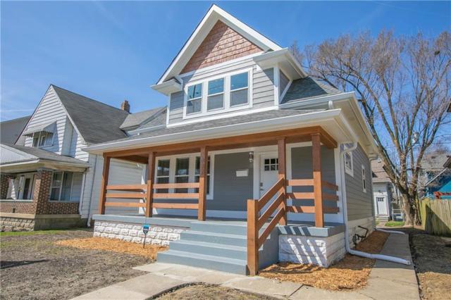 832 N Rural Street, Indianapolis, IN 46201 (MLS #21629759) :: AR/haus Group Realty