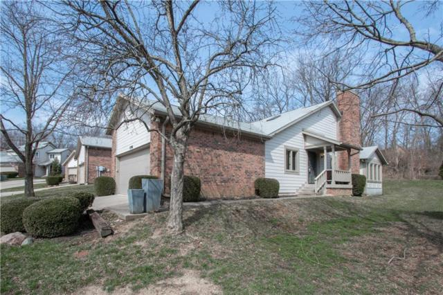 8198 Foxchase Circle, Indianapolis, IN 46256 (MLS #21629799) :: FC Tucker Company