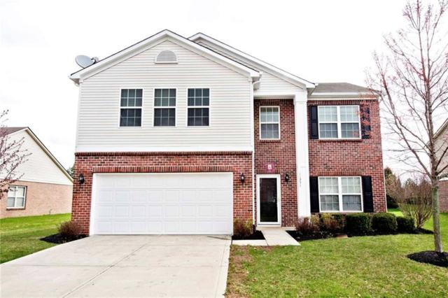 13353 Kimberlite Drive, Fishers, IN 46038 (MLS #21629810) :: The Indy Property Source