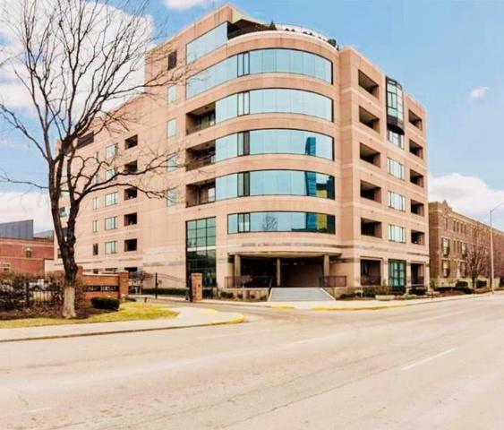 225 N New Jersey Street #35, Indianapolis, IN 46204 (MLS #21629817) :: AR/haus Group Realty