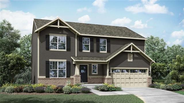 19155 English Lake Lane, Noblesville, IN 46062 (MLS #21629823) :: Mike Price Realty Team - RE/MAX Centerstone