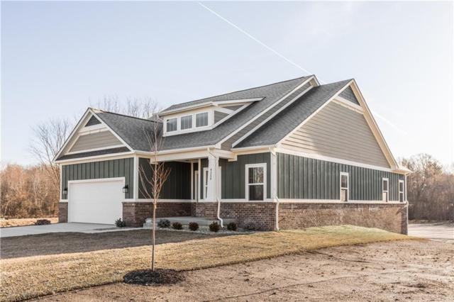4259 W Hidden Preserve Cove, New Palestine, IN 46163 (MLS #21629832) :: AR/haus Group Realty