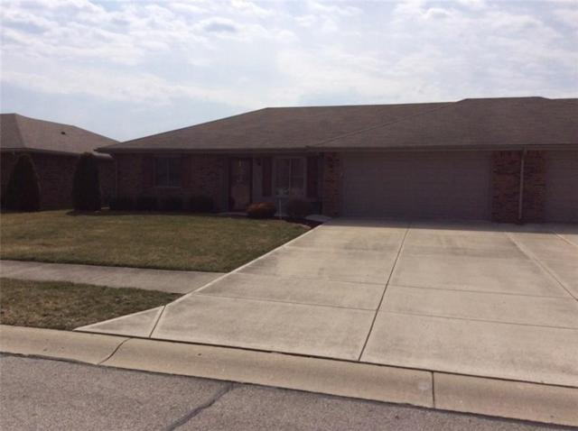 157 Saratoga Way, Anderson, IN 46013 (MLS #21629849) :: The Indy Property Source