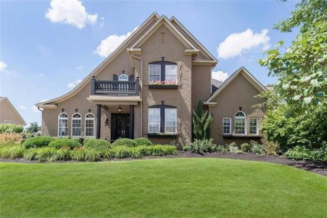 6568 Pennan Court, Noblesville, IN 46062 (MLS #21629873) :: AR/haus Group Realty