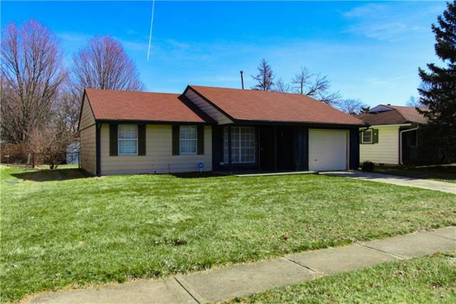 4343 Burrwood Drive, Indianapolis, IN 46235 (MLS #21629930) :: Mike Price Realty Team - RE/MAX Centerstone