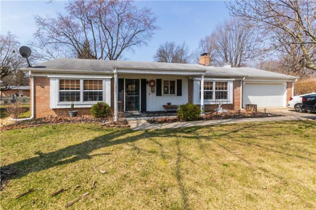833 Old Orchard Road, Anderson, IN 46011 (MLS #21629948) :: Richwine Elite Group