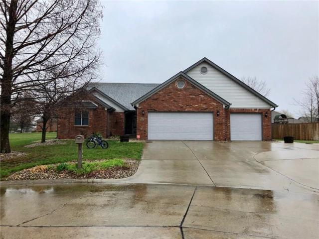 1108 Springway Court, Shelbyville, IN 46176 (MLS #21630003) :: The ORR Home Selling Team