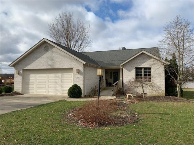 1374 NE Santee Drive, Greensburg, IN 47240 (MLS #21630014) :: The ORR Home Selling Team