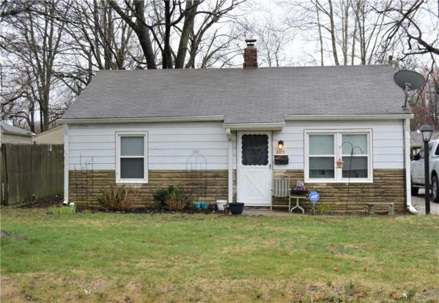 2223 E Dudley Avenue, Indianapolis, IN 46227 (MLS #21630119) :: Mike Price Realty Team - RE/MAX Centerstone