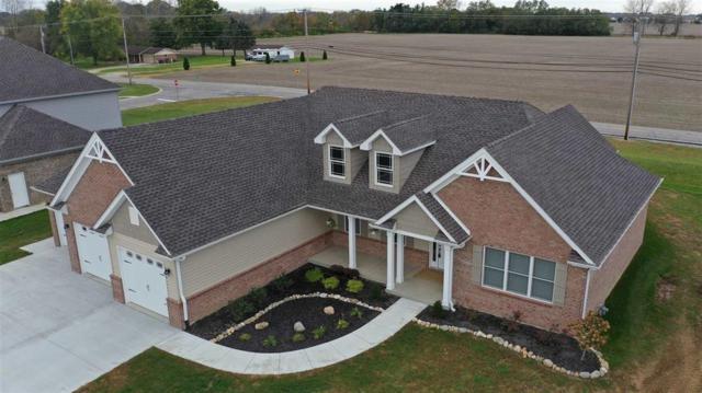 713 N Wild Pine Drive, Yorktown, IN 47396 (MLS #21630139) :: The ORR Home Selling Team