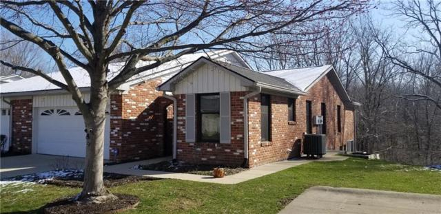 8501 N Quail Hollow Road #4, Indianapolis, IN 46260 (MLS #21630194) :: David Brenton's Team