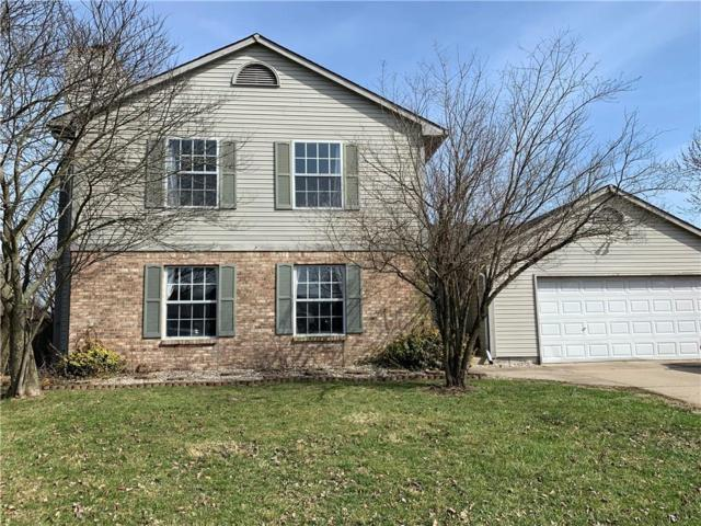 135 Lullaby Court, Greenfield, IN 46140 (MLS #21630207) :: Mike Price Realty Team - RE/MAX Centerstone
