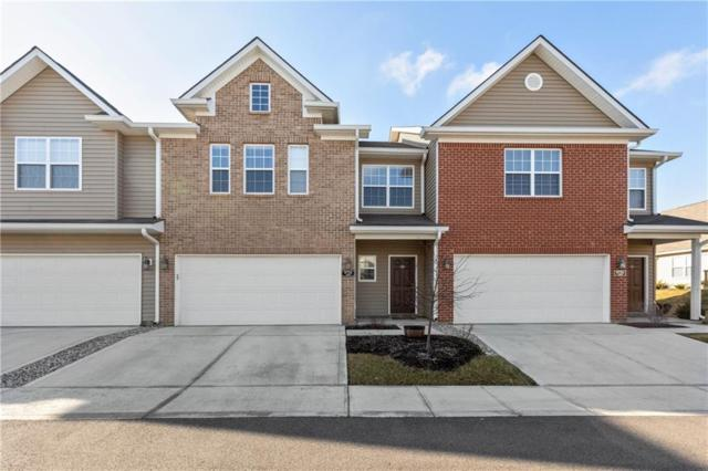 9755 Clover Court #101, Fishers, IN 46037 (MLS #21630353) :: FC Tucker Company