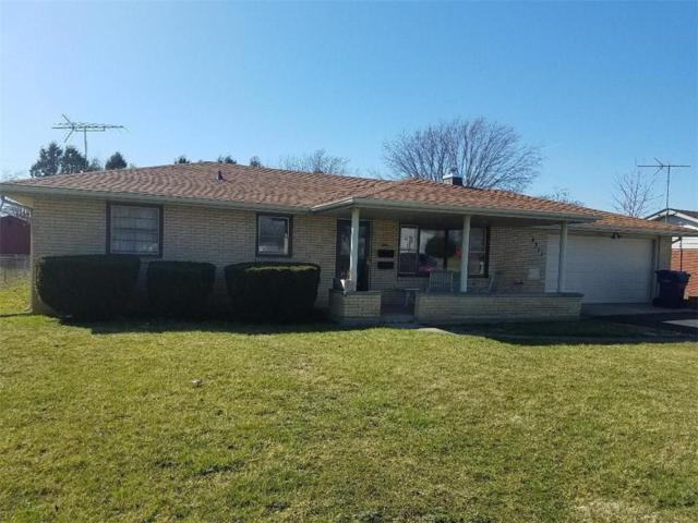 4311 Columbus Avenue, Anderson, IN 46013 (MLS #21630356) :: Mike Price Realty Team - RE/MAX Centerstone