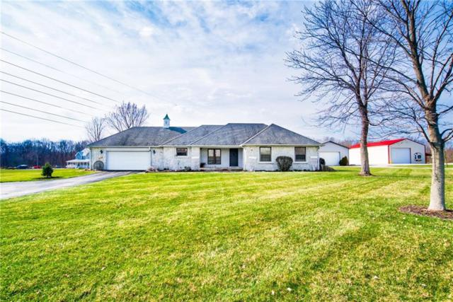 7737 E Triple Crown Lane, Camby, IN 46113 (MLS #21630405) :: Mike Price Realty Team - RE/MAX Centerstone