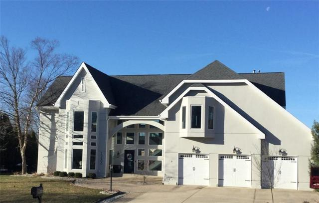 12400 Bayhill Drive, Carmel, IN 46033 (MLS #21630415) :: AR/haus Group Realty