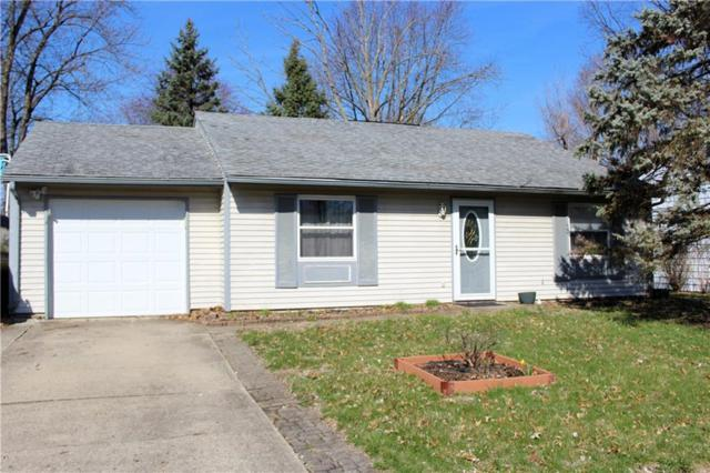 5512 Straw Hat Drive, Indianapolis, IN 46237 (MLS #21630433) :: Mike Price Realty Team - RE/MAX Centerstone