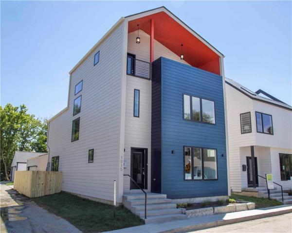1015 Orange Street, Indianapolis, IN 46203 (MLS #21630435) :: FC Tucker Company