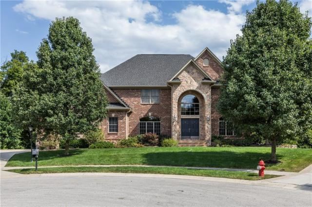 3940 Woodcrest Court, Westfield, IN 46062 (MLS #21630437) :: AR/haus Group Realty