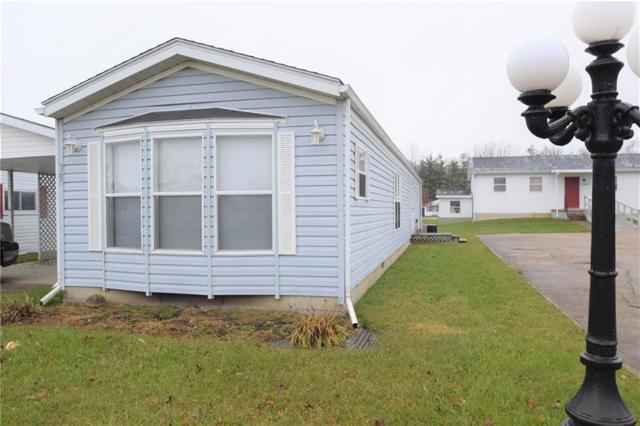 2800 S Andrews Road, Yorktown, IN 47396 (MLS #21630530) :: The ORR Home Selling Team