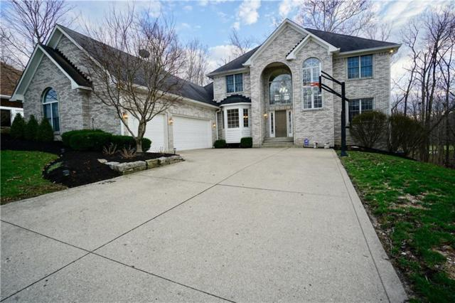 6512 Royal Oakland Place, Indianapolis, IN 46236 (MLS #21630543) :: The ORR Home Selling Team