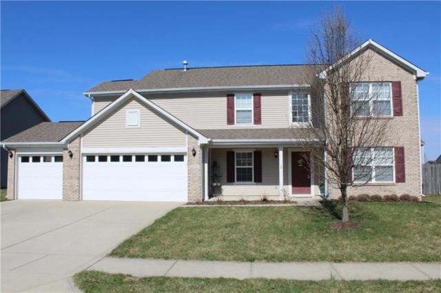 2572 Liatris Drive, Plainfield, IN 46168 (MLS #21630576) :: The Evelo Team