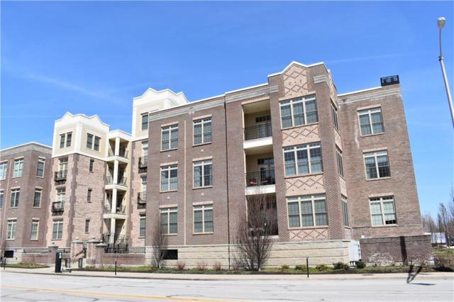 450 E Ohio Street #309, Indianapolis, IN 46204 (MLS #21630581) :: The Indy Property Source