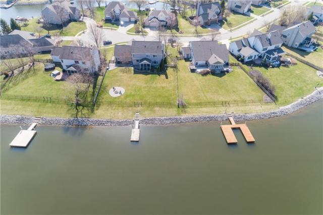 11346 Reflection Point Drive, Fishers, IN 46037 (MLS #21630591) :: Richwine Elite Group