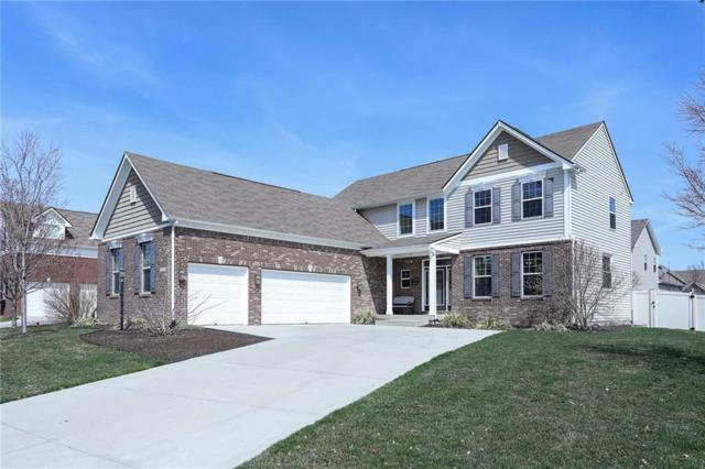 12143 Wolverton Way, Fishers, IN 46037 (MLS #21630614) :: AR/haus Group Realty