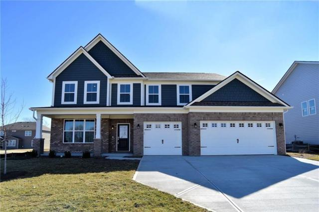 6899 Collisi Place, Brownsburg, IN 46112 (MLS #21630711) :: Mike Price Realty Team - RE/MAX Centerstone