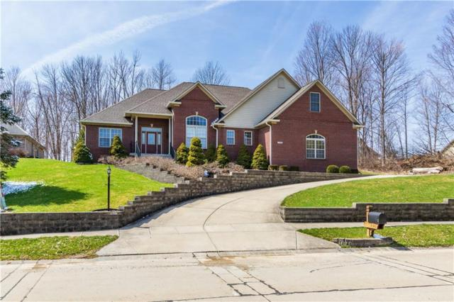 1696 James Boulevard, Greenfield, IN 46140 (MLS #21630787) :: Mike Price Realty Team - RE/MAX Centerstone