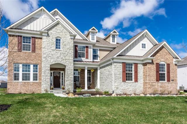 3844 Conifer Drive, Zionsville, IN 46077 (MLS #21630801) :: AR/haus Group Realty