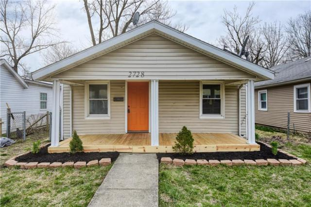 2728 N Denny Street, Indianapolis, IN 46218 (MLS #21630877) :: The Indy Property Source