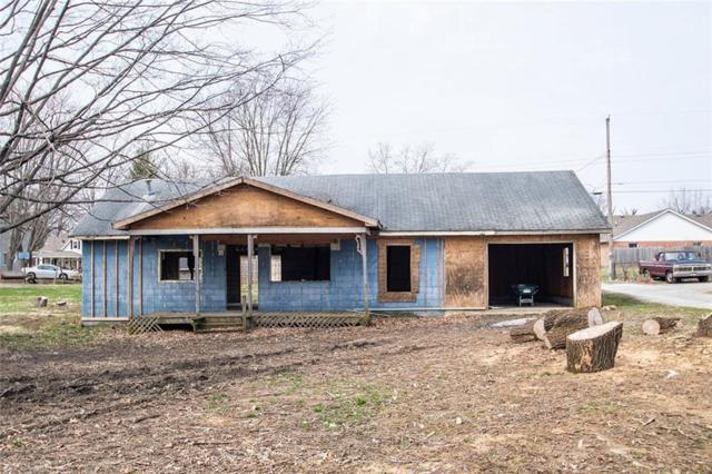 117 S Illinois Street, Shirley, IN 47384 (MLS #21630878) :: AR/haus Group Realty