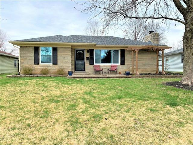 110 E Carlisle Street, Mooresville, IN 46158 (MLS #21630886) :: AR/haus Group Realty