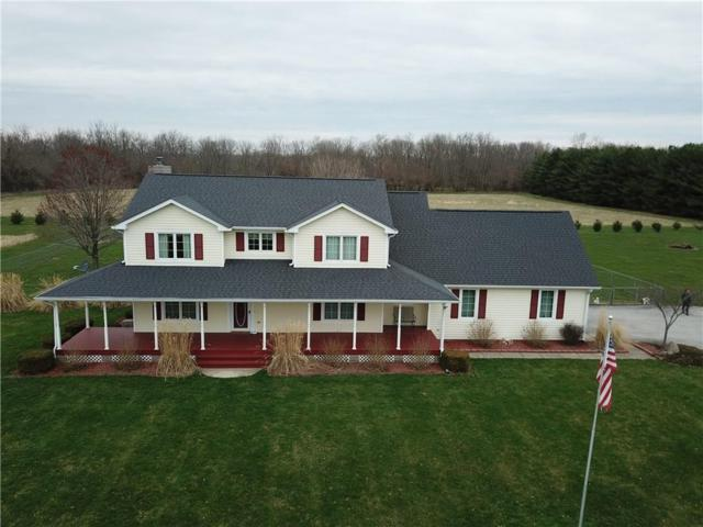 1468 W County Road 300 S, Danville, IN 46122 (MLS #21630931) :: The Indy Property Source