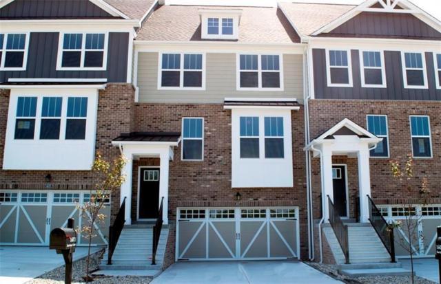 16053 Coleman Drive, Westfield, IN 46074 (MLS #21630933) :: AR/haus Group Realty