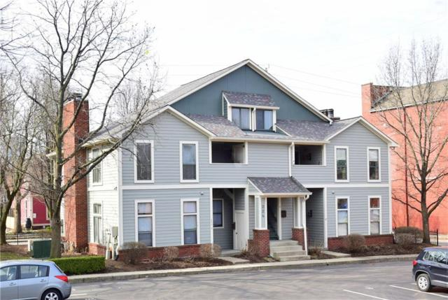 224 E 13TH Street H, Indianapolis, IN 46202 (MLS #21630984) :: AR/haus Group Realty