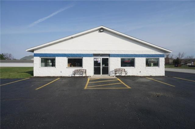 1110 State Road 229, Batesville, IN 47006 (MLS #21631000) :: The Indy Property Source