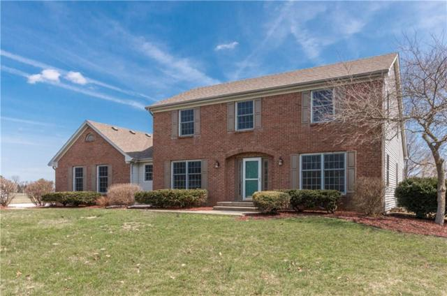 5039 S 600 West, New Palestine, IN 46163 (MLS #21631020) :: The Indy Property Source