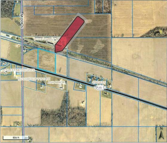 400 W Us 52, New Palestine, IN 46163 (MLS #21631044) :: The Indy Property Source