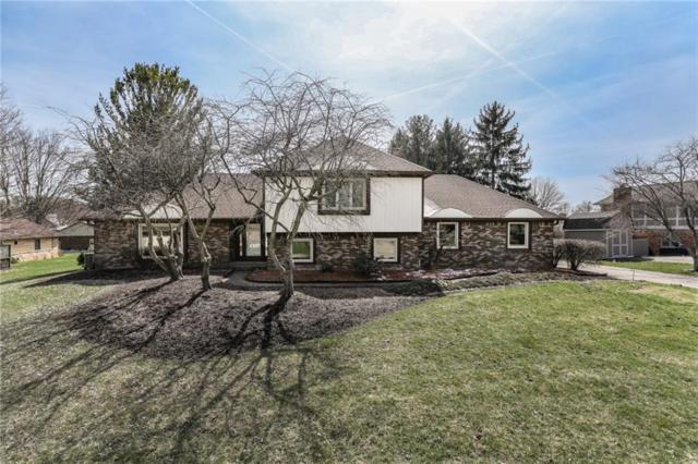 4571 Bloom Drive, Greenwood, IN 46142 (MLS #21631049) :: Mike Price Realty Team - RE/MAX Centerstone